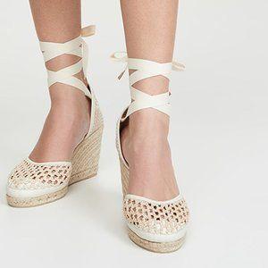 CASTANER Carola Wedge size 37 eu/6.5 US sandals